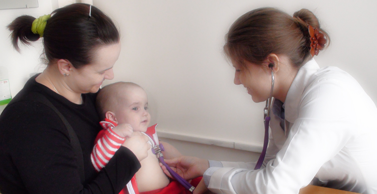 Медицина детям