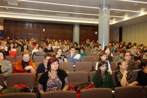 30 сентября 2014 года — Республиканская научно – практическая конференция  «Школа по лечению хронической сердечной недостаточности» Российского медицинского общества по артериальной гипертонии.