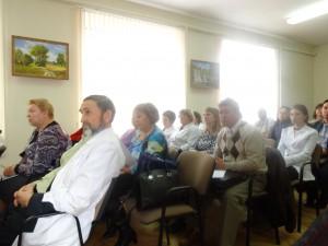 6 ноября 2014 года — выездная Школа-семинар «Лечение артериальной гипертонии, о чем говорят рекомендации» на базе ГБУЗ РБ Бирская ЦРБ.
