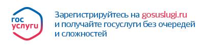 Сайт госуслуги