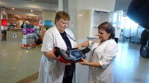 Дефибрилляторы в общественных местах – в Республике Башкортостан
