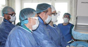 С 5 по 6 декабря 2018 г. на базе ГБУЗ РКЦ прошел мастер – класс «Эндоваскулярное лечение стеноза аортального клапана»