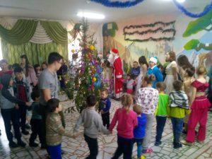 11 января 2019 года для маленьких пациентов кардиоцентра прошла «Рождественская сказка», подготовленная воспитанниками Воскресной школыСвято – Сергиевского собора г. Уфы.